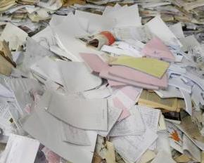 废铜版纸回收