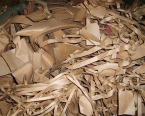 废牛皮纸回收