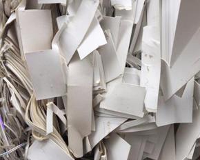 废卡纸类回收